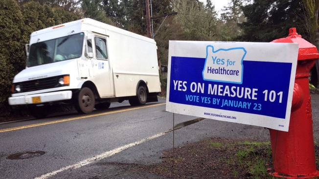 Oregonians to Vote on Medicaid Taxes as Costs Soar