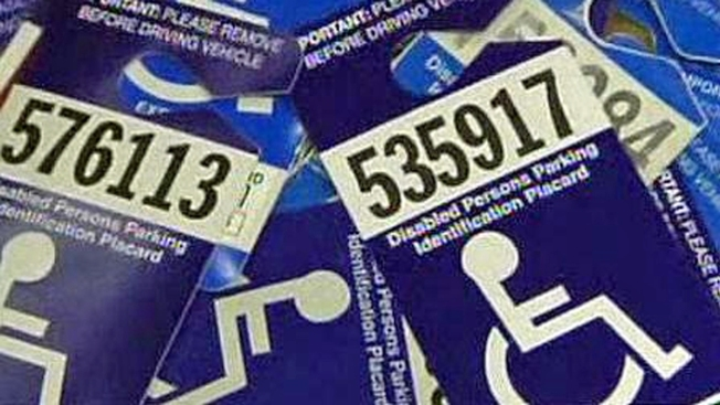 Statewide Sting Busts Disabled Parking Sticker Fakers