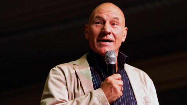 Patrick Stewart Announces Return as Picard for New Star Trek Series