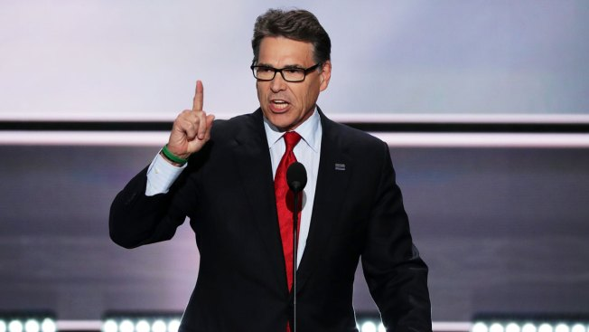 Trump Picks Energy Department Opponent Rick Perry for Energy Secretary: Sources