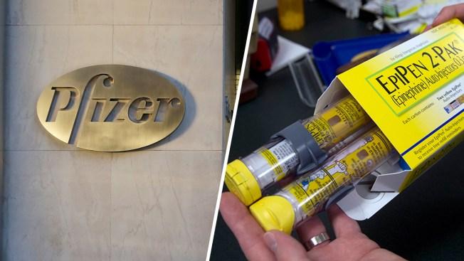 Pfizer, Mylan Strengthen Ties, Create New Company