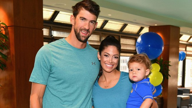 Michael Phelps Announces He and Wife Expecting Baby No. 2