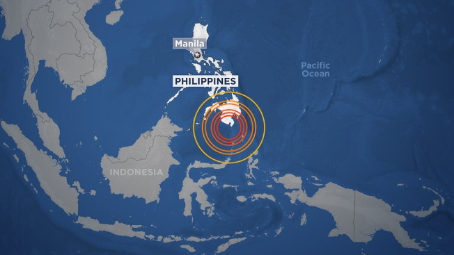 Powerful Quake Rouses People From Sleep in South Philippines