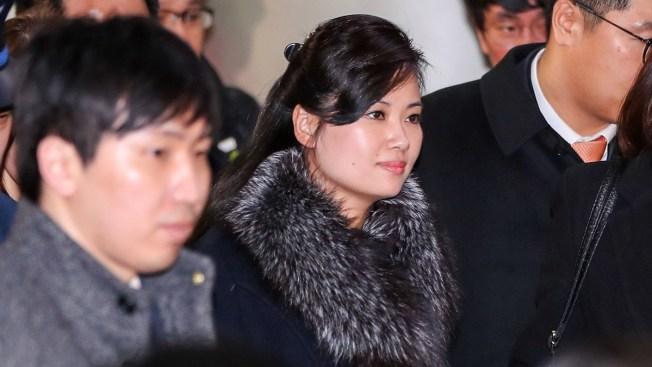 'Executed' North Korean Pop Diva Takes Olympic Spotlight