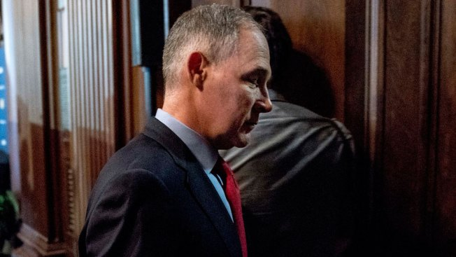 Lawmakers: EPA Analysis Said Pruitt Bug Sweep Was Inadequate