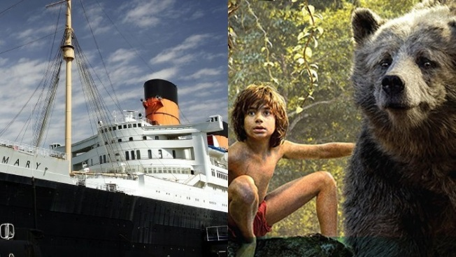 Free: 'The Jungle Book' + Queen Mary