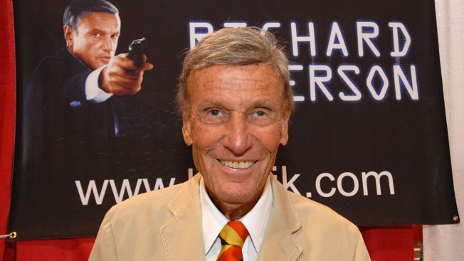 Richard Anderson, Popular TV Actor, Dies at 91