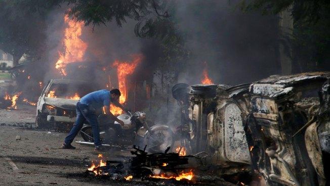 28 Dead After Indian Guru's Rape Conviction Triggers Riots