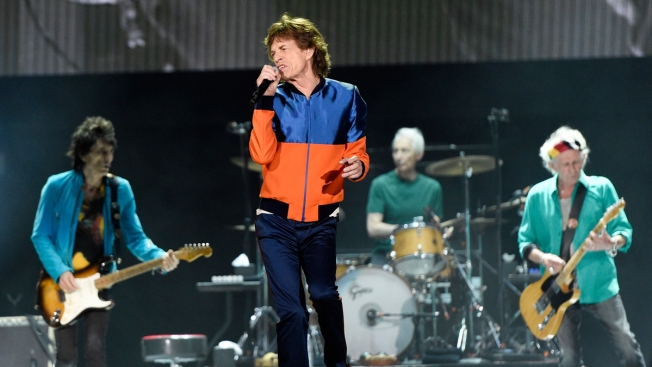 Rolling Stones North American Tour to Start in Chicago
