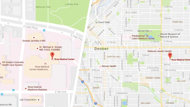 Police End Lock Down of Denver Hospital Amid Gun Report