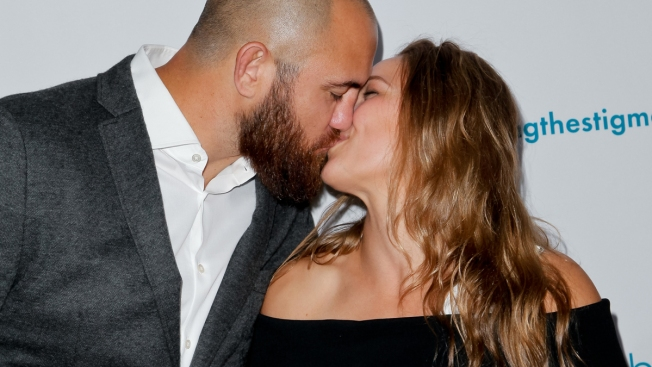 Ronda Rousey and Travis Browne Are Engaged
