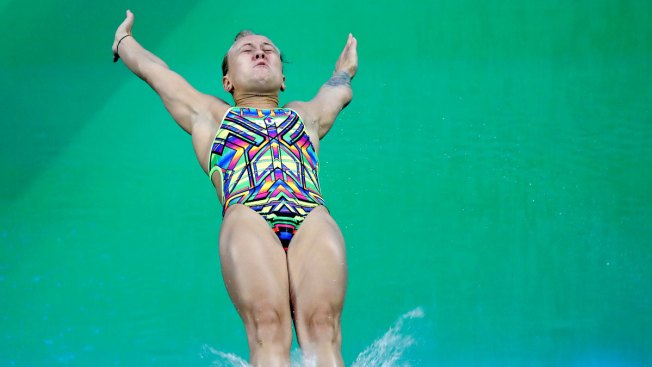 Sorry, Twitter: Russian Diver Deserved a 0