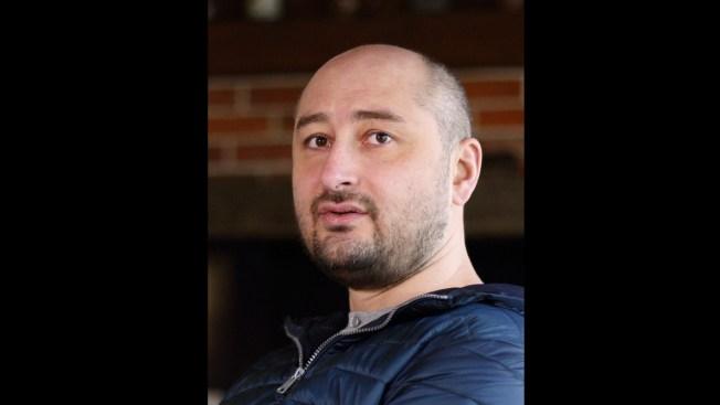 Update: Ukraine-Journalist Killed Story