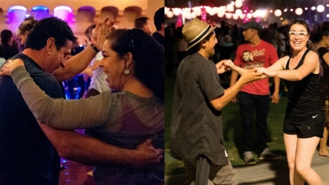 Free Salsa Dancing, One Night, Two DTLA Spots