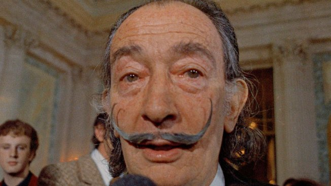 Salvador Dali body to be exhumed for DNA test — BBCI