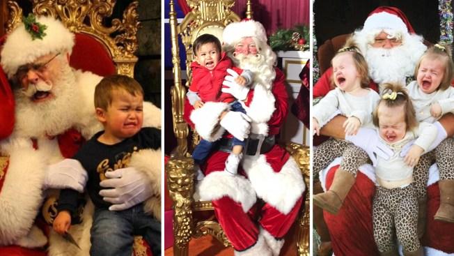 [NATL-LA GALLERY UPDATED 12-18] #SantaFail: Holiday Photos Gone Terribly Wrong