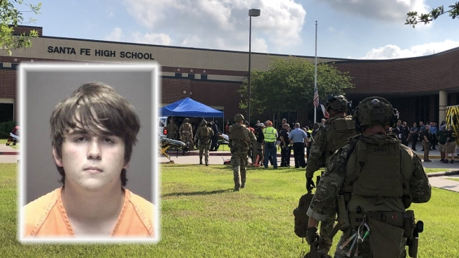 Santa Fe School Shooting Suspect's Father Thinks He Was Bullied