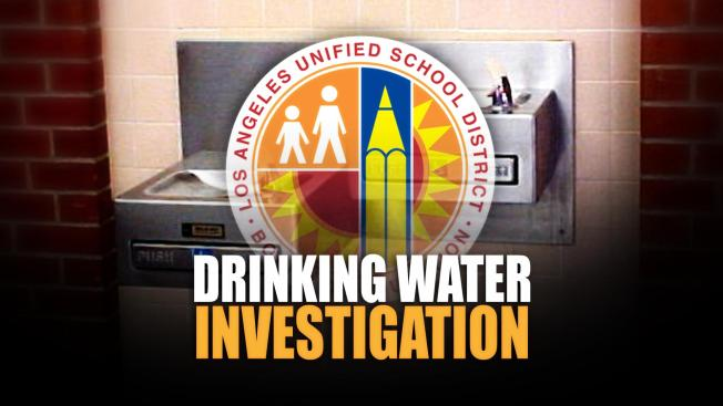 School Water Investigation
