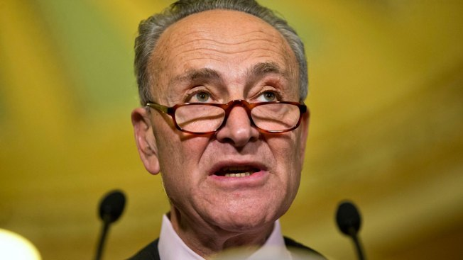 Democrats to Fight Almost Any Trump Supreme Court Nominee: Schumer