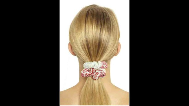 Hair Scrunchies Make a Comeback, Get One for $95!