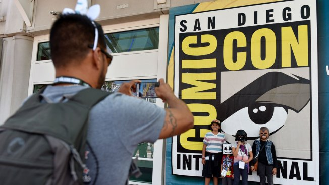 San Diego Comic Con 2020 Events.Comic Con 2020 Badges Sell Out Quickly Nbc Southern California