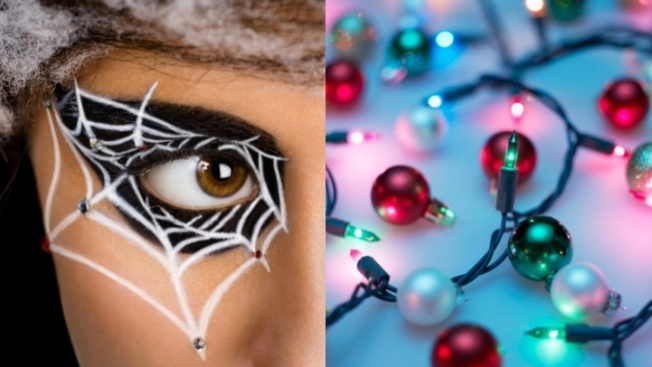 Holiday Shopping Gets Spooky at 'Seasons Screamings'