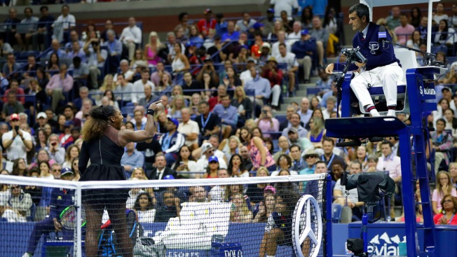 Serena Williams Loses Game for Arguing During US Open Loss to Osaka