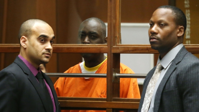 Former 'Shield' Actor Michael Jace Sentenced to 40 Years Prison in Wife's Murder, Apologizes