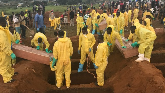 Hospital Officials: Nearly 500 Dead in Sierra Leone Mudslides