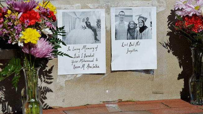 Muslim Neighbors Slain: Defendant Faces Families in Court