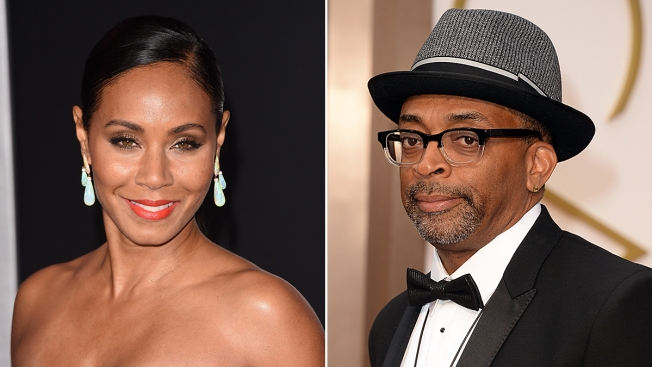 Spike Lee, Jada Pinkett Smith to Boycott Oscars Over Lack of Diversity in the Academy's Nominations