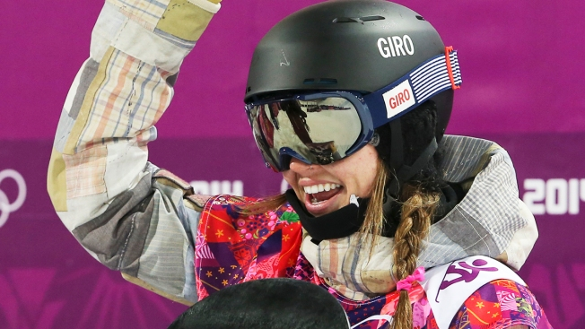 Sochi Day 5: Snowboarder's Upset Redeems Disappointing Day for Team USA