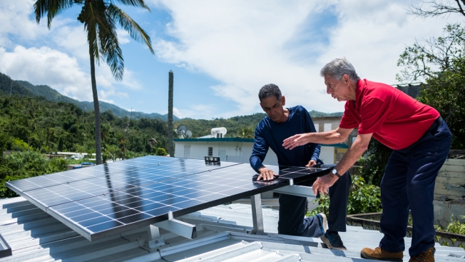 Puerto Ricans Turning to Solar Energy Amid Power Turmoil