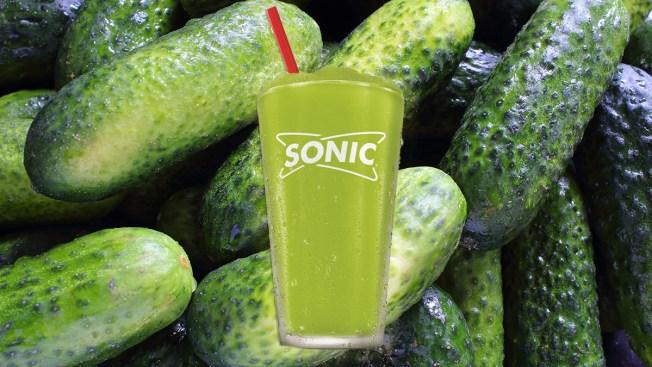 [NATL] Wildest Food Crazes: Pickle Juice Slush, Tarantula Burgers and More