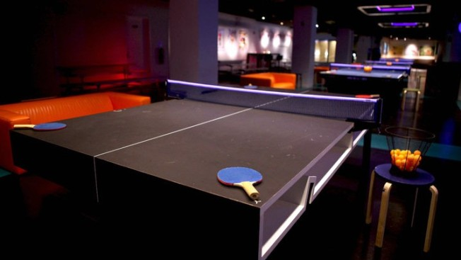 Ping Pong a Go Go: SPiN LA