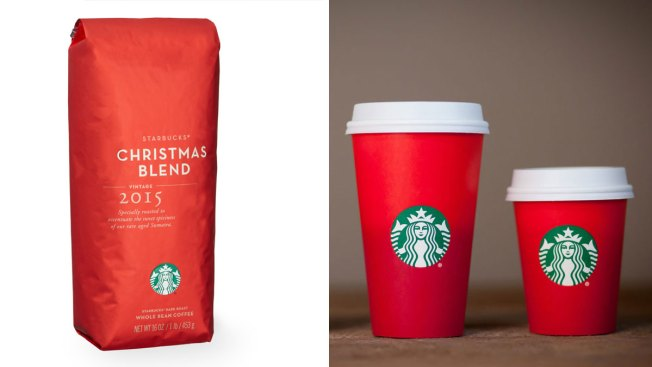 starbucks touts christmas blend after trump slams plain red cups nbc southern california