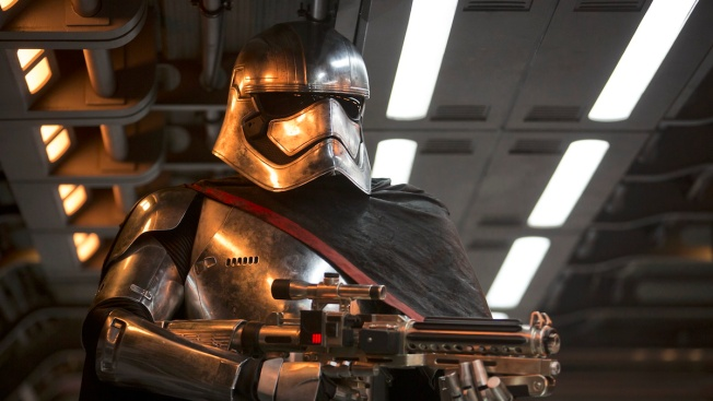 Gwendoline Christie Confirms She Will Return as the First Order's Captain Phasma in 2017's 'Star Wars: Episode VIII'