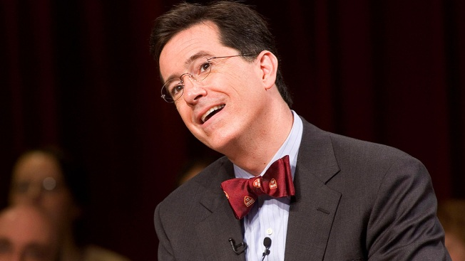 Stephen Colbert Gets Real for 'The Late Show'