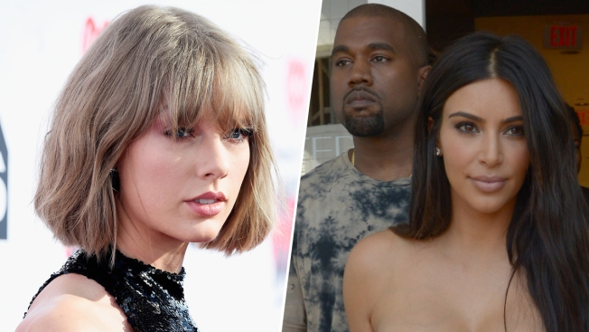 Fans Pick Sides in Taylor Swift, Kimye Beef