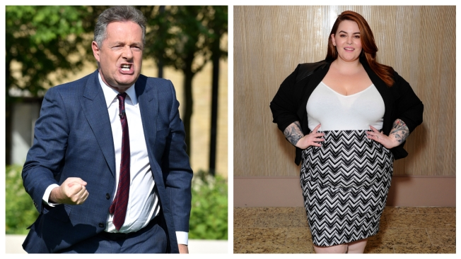 "Plus-Sized Model Responds After Piers Morgan Slams CosmoUK Cover as ""Dangerous"" and ""Misguided"""
