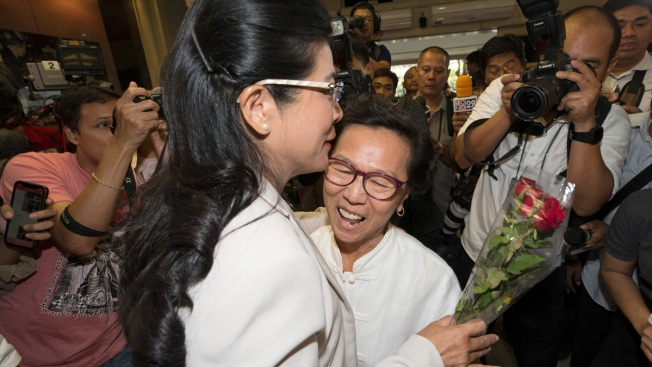 Military-Backed Party Takes Lead in Thai Election
