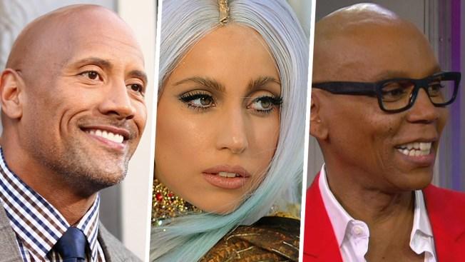 The Rock, Lady Gaga, RuPaul Get NYC Mayoral Primary Votes