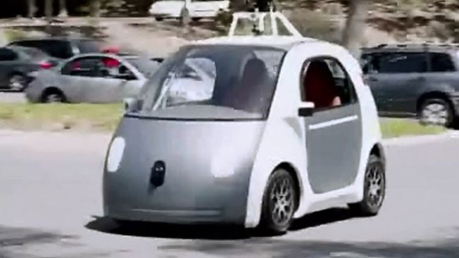 Google Partners With Automakers for Self-Driving Cars