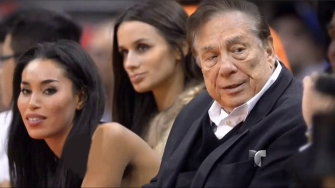 Donald Sterling Drops Suit Against V. Stiviano