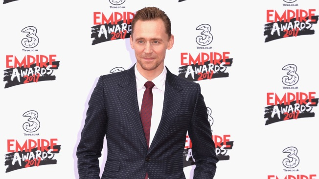 Tom Hiddleston to star in stage production of 'Hamlet'