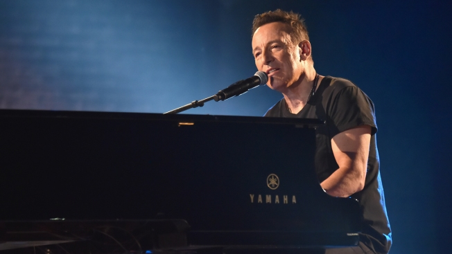 Bruce Springsteen Makes Surprise Appearance at Screening
