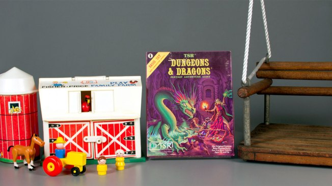 Little People, Dungeons & Dragons Top Toy Hall of Fame Class