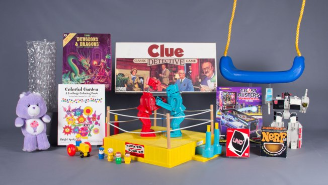 2016 National Toy Hall of Fame Finalists