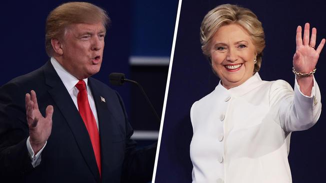 FBI Rebuts Trump Tweet About China Hacking Hillary Clinton's Email