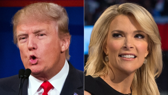 A Trump Truce? He's a Guest on Megyn Kelly's Fox TV Special